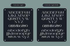 ANTONIA - The Classino Serif Product Image 6