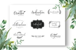Hello Sunday - Font Duo & Extras Doodle Product Image 5