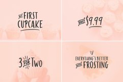 Cake & Cutie   A Handwritten Typeface Product Image 5