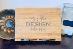 Mockup | Cookbook | iPad holder Vol III |Craft mock up Product Image 1