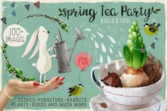 Shabby Chic Spring Tea Party Product Image 1