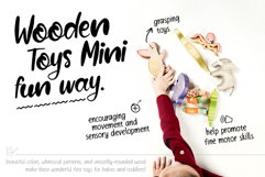 Moro Baby - A power-packed set of Cute & Fancy Font Product Image 6