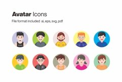 Mega Bundle 300 Icons Product Image 3