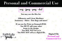 Secretly a Mermaid svg digital cut file Mermaid Love Product Image 6