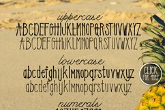 Sweet Pineapple Typeface Product Image 2