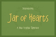 Jar of Hearts Product Image 1