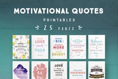 Motivational Quotes for Commercial Use Product Image 3