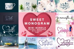 Sweet Monogram Bundle Product Image 1