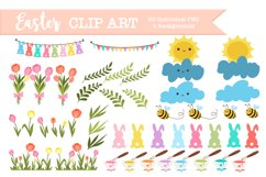 PNG Easter clipart, easter illustrations and graphics Product Image 2