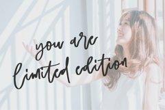 Web Font Waylon - Beauty Script Font Product Image 3
