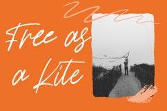 Kites String Handwritten Font Product Image 6