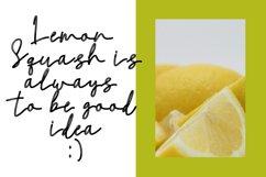 Kuy Lemonade Font Script Product Image 2
