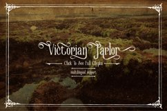Victorian Parlor Product Image 2