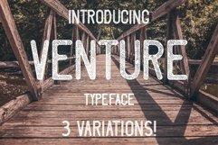 Venture Typeface Product Image 1