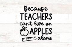 Teacher svg Bundle quotes Product Image 2