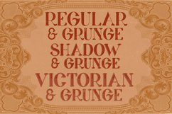 Marin - Victorian Font Product Image 3