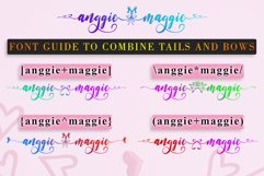 Anggie & Maggie // Modern Script Product Image 3