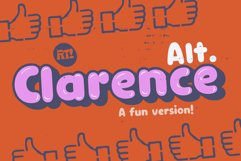 Clarence Alt Product Image 1