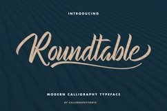 Roundtable Product Image 1