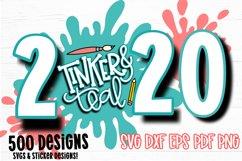 2020 Design Bundle - SVG Bundle - Sticker Bundle - SVG Product Image 1