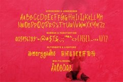 Sellena - A Stylish Handwritten Font Product Image 4