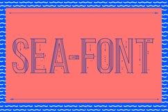 Sea Font Product Image 2