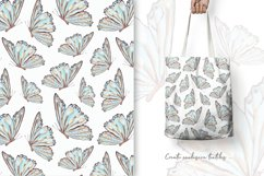 Watercolor butterflies 2 Product Image 6