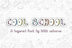 Cool School Product Image 1
