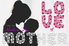 Heart Peace Font Product Image 3