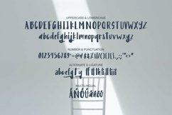 Web Font Bethagie - A New Cute Font Product Image 4