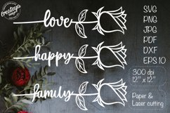 Wedding, Rose SVG, Love SVG. Valentine, Valentines SVG, Product Image 1