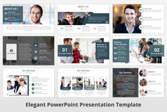 Elegant multipurpose PowerPoint Presentation Template Product Image 5