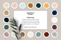Instagram Highlight Covers Boho Colours Product Image 6