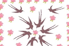 Fantasy Patterns with Birds Product Image 5