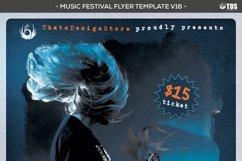 Music Festival Flyer Template V16 Product Image 4