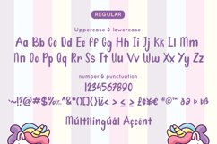 Unicorn Fold - Display Font Product Image 5