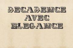 Decadence Avec Elegance  Product Image 1