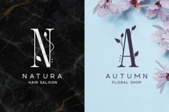 Wisteria - Display Font Product Image 2
