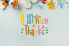 King Coalifa - A Cute Crafted Font Product Image 12