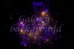10 images - Star field background . Colorful starry outer sp Product Image 5