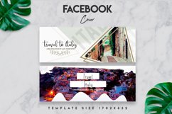 9 facebook cover templates Product Image 5