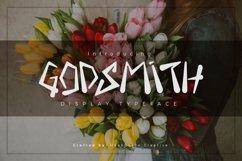 Godsmith Typeface Product Image 1