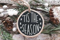 Christmas Ornament Bundle - Christmas SVG Bundle Product Image 4