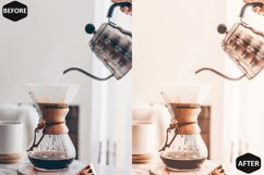 Espresso Photoshop Actions And ACR Presets, Brown Ps preset Product Image 6