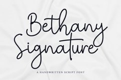 Bethany Signature Product Image 1
