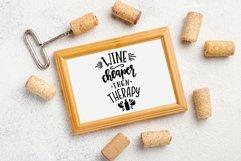 Wine SVG Bundle design set Product Image 4