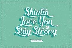 Shintia Script Product Image 5