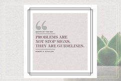 GRUNGE Social Media Quote Banners Product Image 4