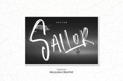 Angelic SVG Brush Font Product Image 3