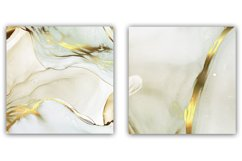 Abstract Alcohol Ink Gold Backgrounds Product Image 3
